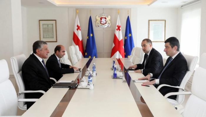 Azerbaijan, Georgia discuss prospects for developing relations