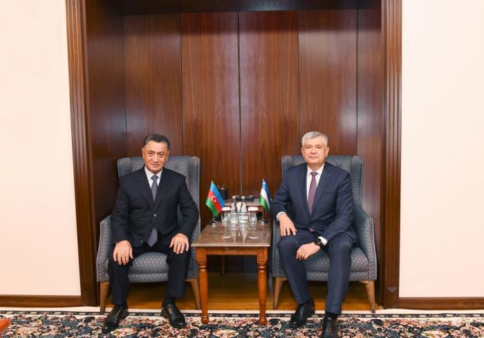 Azerbaijani, Uzbek security officials meet in Baku