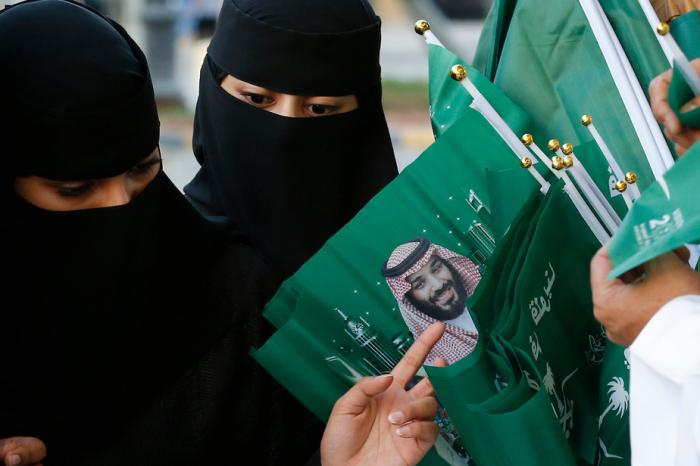 Les femmes saoudiennes acceptées dans l