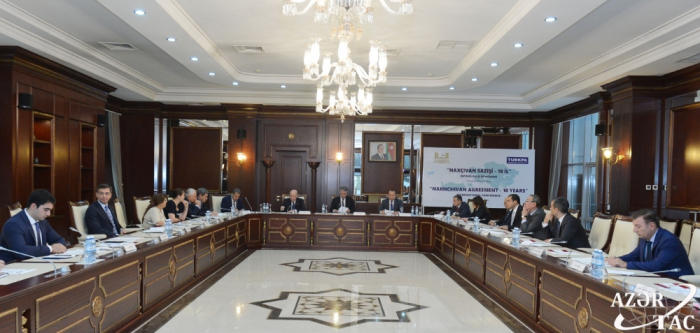 Baku hosts international conference marking 10th anniversary of Nakhchivan Agreement
