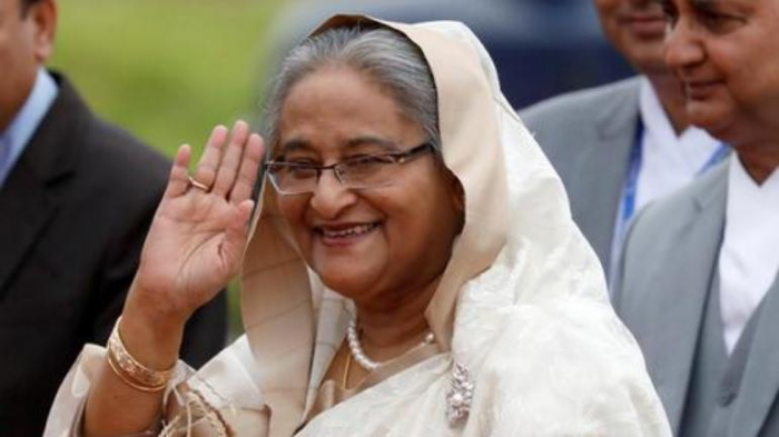 Bangladeshi PM due in Azerbaijan