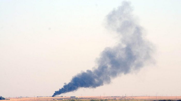 """""""Barış pınarı"""" əməliyyatı: İndiyədək 174 terrorçu öldürülüb"""