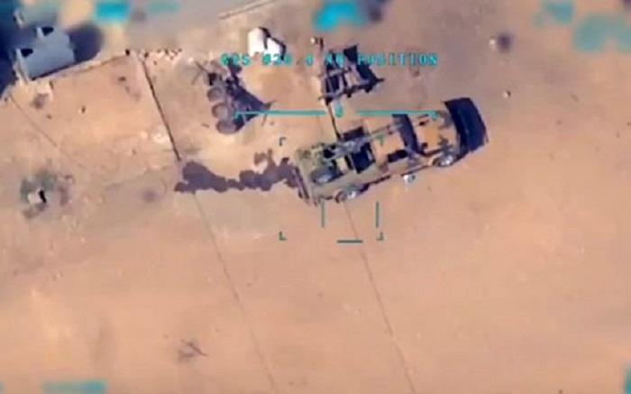 Suriyada öldürülən terrorçuların sayı 399-a çatıb - VİDEO
