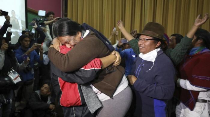 Einigung zwischen Präsident Moreno und Demonstranten