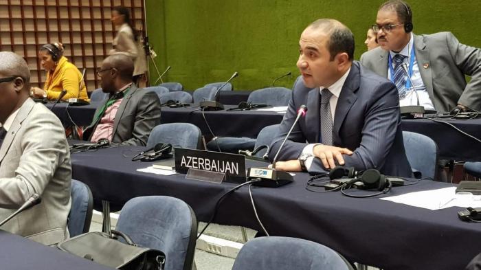 Deputat Belqradda erməni spikerə tutarlı cavab verib