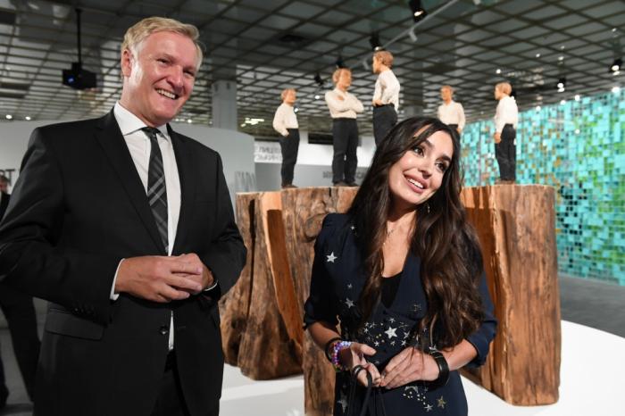 Se inaugura la 8ª Bienal Internacional de Arte Contemporáneo de Moscú