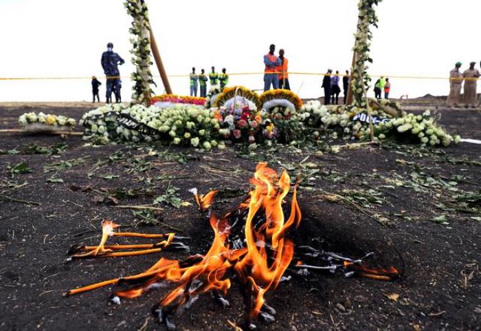 Boeing crash victims
