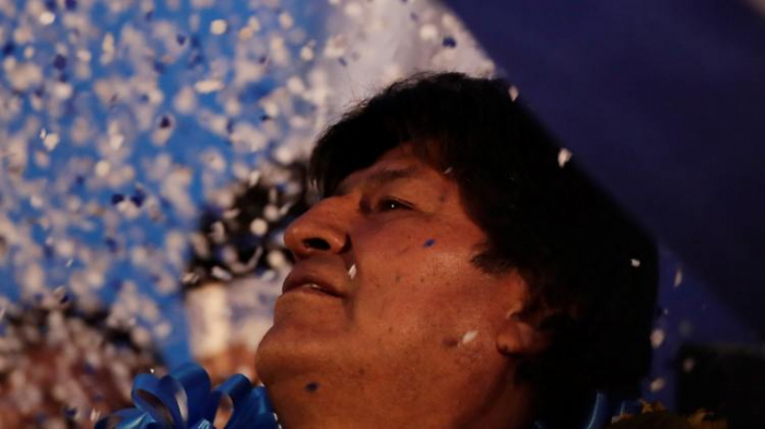 Evo Morales - linker Held, linker Verräter