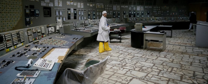 You can now visit Chernobyl