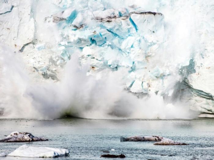 Un iceberg de 1.600 km² se détache en Antarctique (mais c