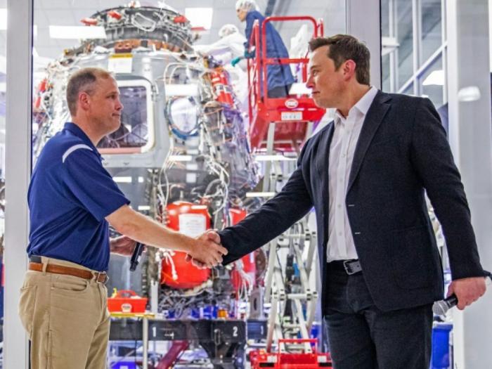 La Nasa et SpaceX espèrent que la prochaine capsule pour astronautes volera début 2020