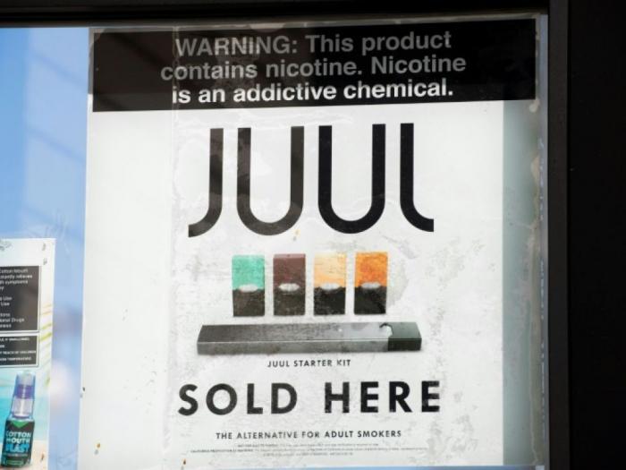 Juul suspend la vente des e-cigarettes aromatisées aux Etats-Unis, sauf menthol
