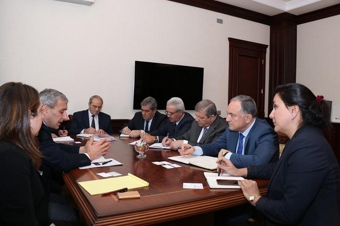 Dünya Bankının missiyası AzTU-da