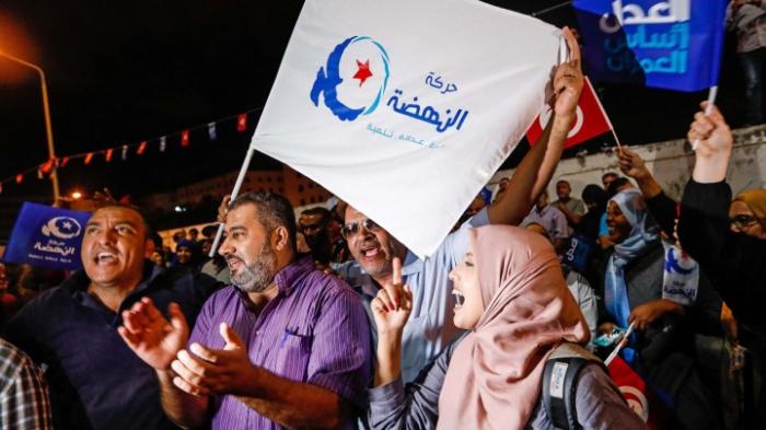 Schwere Verluste für regierende Ennahda-Partei