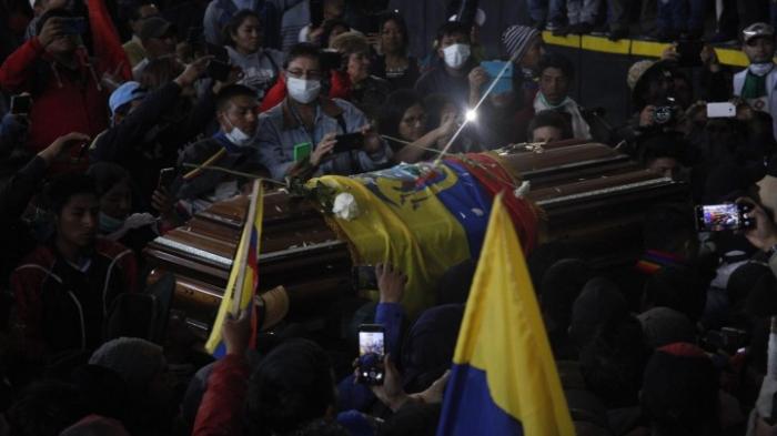 Mindestens ein Toter bei Demonstration