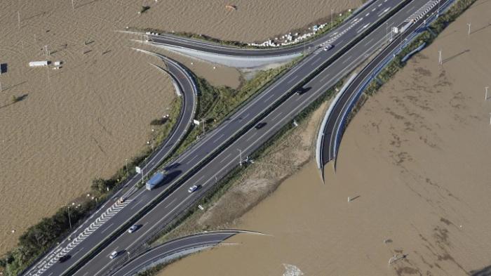 Zahl der Toten nach Taifun auf 35 gestiegen