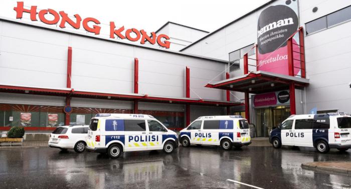 Molotov cocktails found at Sabre-Wielding attacker
