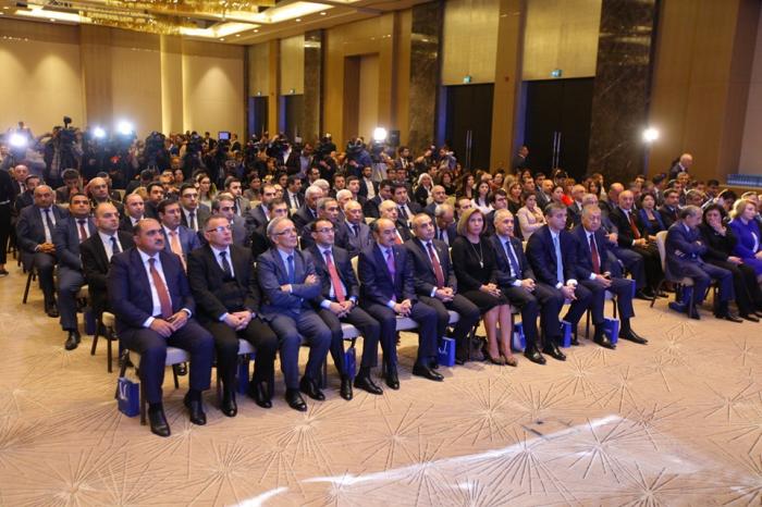 SƏLİS-in təqdimatı keçirildi, prioritetlər açıqlandı