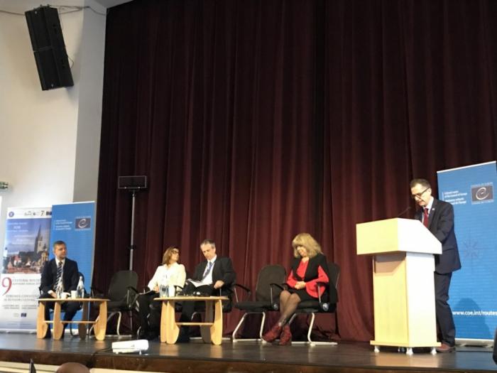 9th Cultural Routes Annual Advisory Forum held in Romania