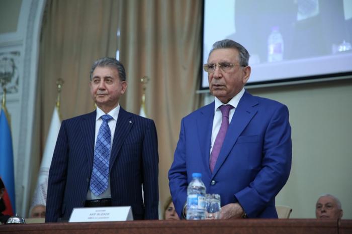 Ramiz Mehdiyev AMEA-nın prezidenti seçilib - Yenilənib