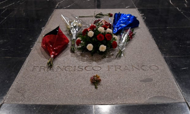 Remains of Francisco Franco to be exhumed on Thursday