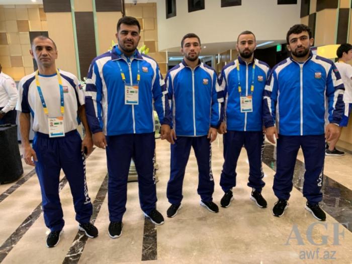 Luchadores azerbaiyanos competirán en los Primeros Juegos Mundiales de Playa