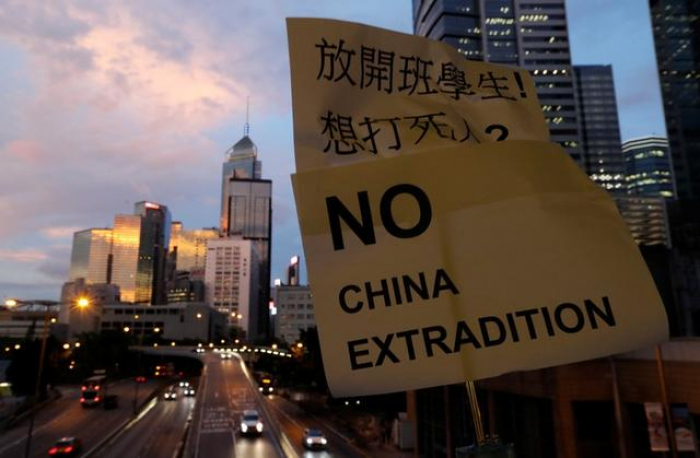 U.N. calls for probe into violence related to Hong Kong protests