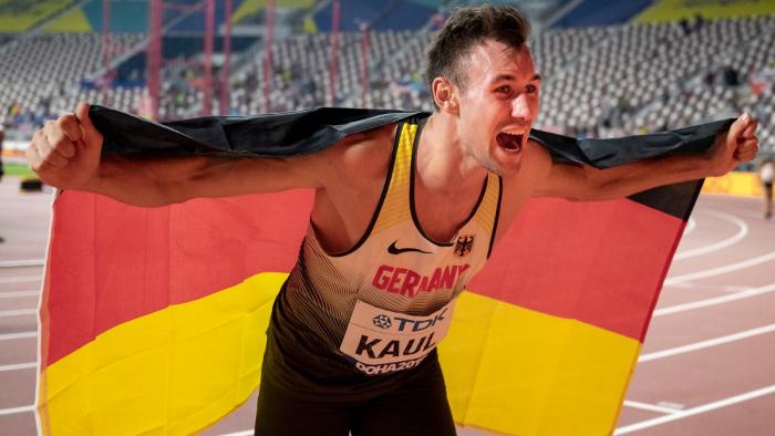"""Kaul wird zum """"Zehnkampf-König"""""""