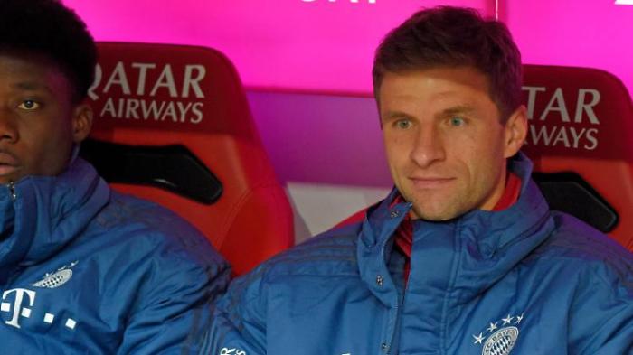 Thomas Müller soll aus München wegwollen