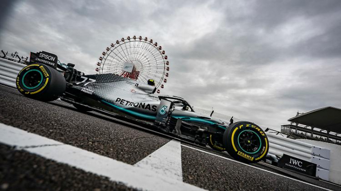Bottas schlägt Hamilton, Vettel muss hoffen