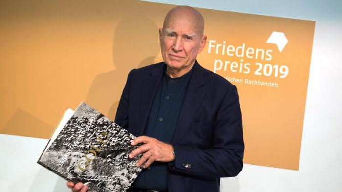 Fotograf mit Friedenspreis ausgezeichnet