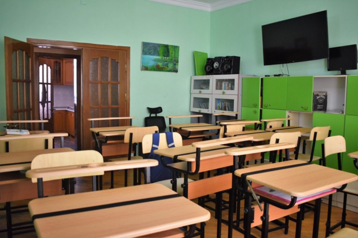 IOM Azerbaijan completes renovation works to shelter for children