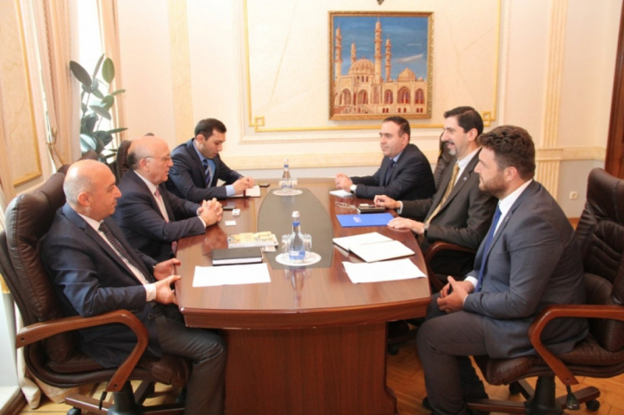 IOM Chief of Mission visits Azerbaijan`s State Committee on Religious Associations