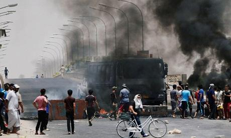 Iraqi Prime Minister declares curfew in Baghdad amid protests