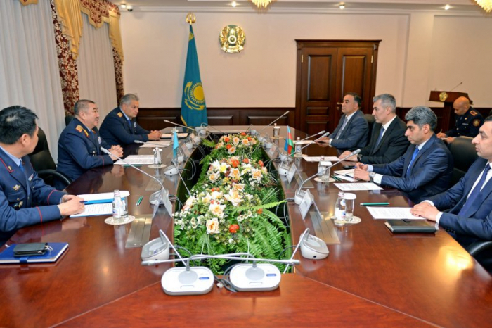 Azerbaijan and Kazakhstan discuss cooperation in migration field