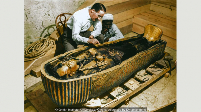 King Tutankhamun: How a tomb cast a spell on the world-  PHOTOS