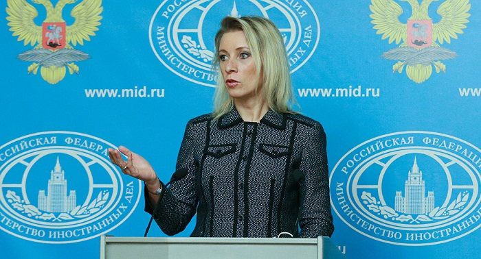 Maria Zakharova commente la note de protestation de l