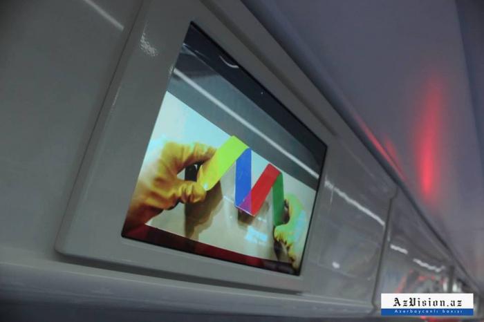 Bakıda 3 metro stansiyası müvəqqəti bağlandı