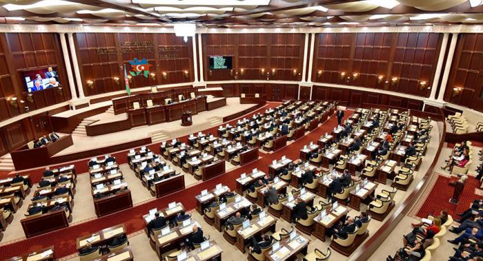 La date de la prochaine réunion plénière du Parlement azerbaïdjanaisdévoilée