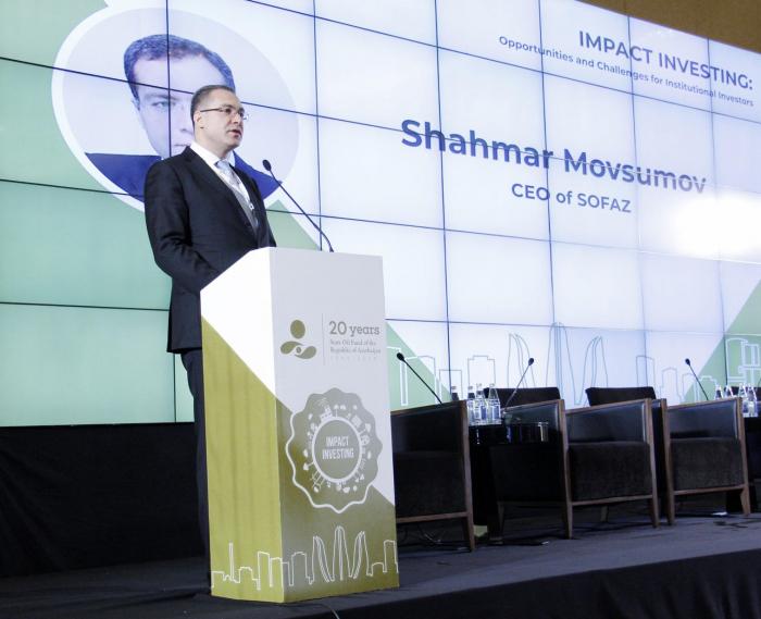 """""""Aktivlərin həcmi 42,5 milyard dollara yaxınlaşır""""- Şahmar Mövsümov"""