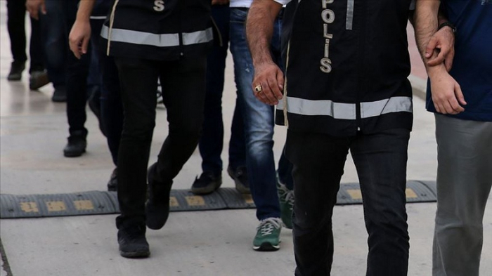 """""""Barış Pınarı"""" barədə saxta məlumat yayan 21 nəfər tutuldu - FOTOLAR"""