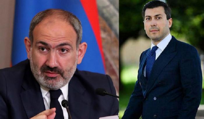 """""""Əvvəl Serj, sonra Kim Kardaşyan..."""" - Erməni səfir Paşinyanı necə ifşa etdi?"""