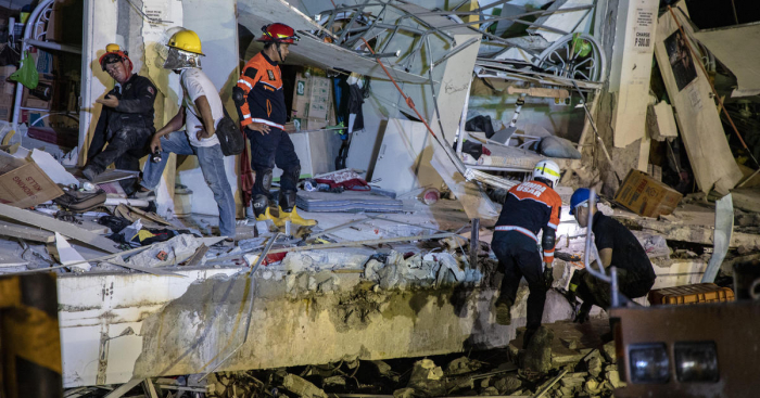 Death toll in southern Philippines earthquake rises to seven