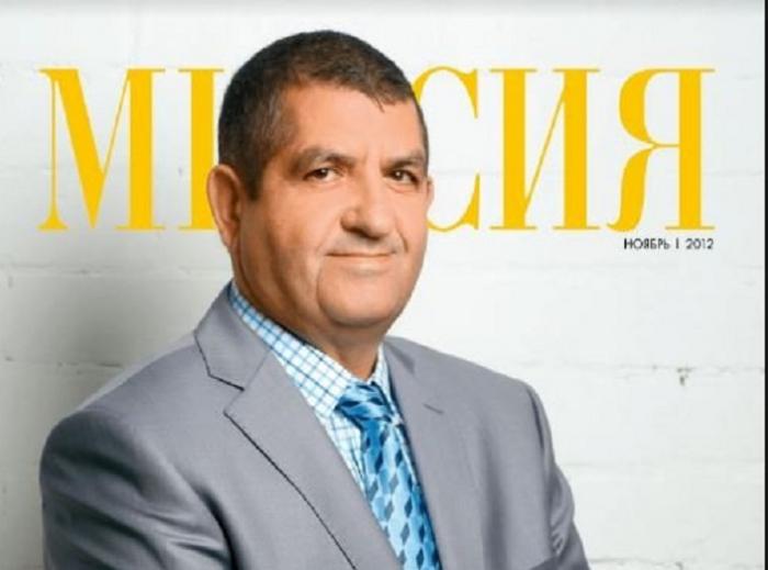 Azərbaycanlı iş adamı yol qəzasında öldü