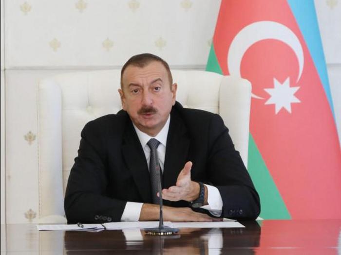 """Prezident: """"İqtisadi müstəqillik siyasətimin ana xəttini təşkil edir"""""""