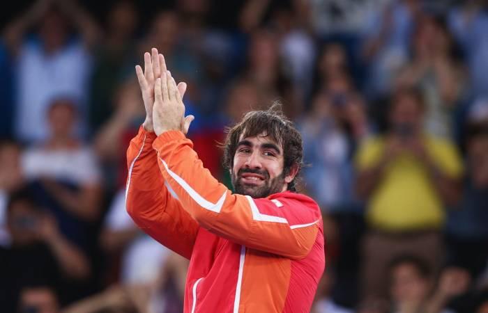 Rafael Ağayev Moskvada finala çıxdı