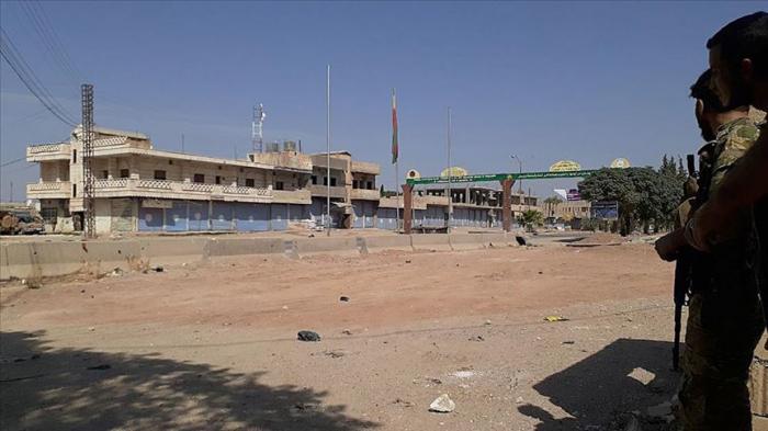 Suriyanın Rasulayn şəhəri terrorçulardan azad edilib