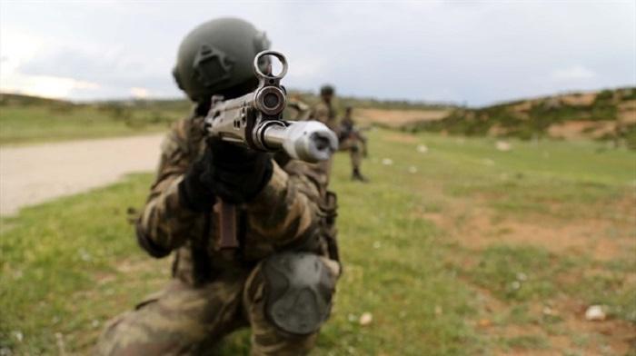 PKK-ya qarşı yeni əməliyyat başlayıb