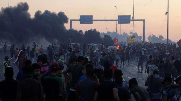 Iraq: 104 killed and 6000 injured in anti-government protests