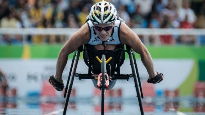 Paralympic gold medallist Marieke Vervoort ends life through euthanasia